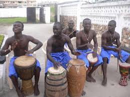 Percussion Group - Africa