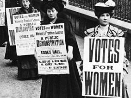 Suffragette Assessment