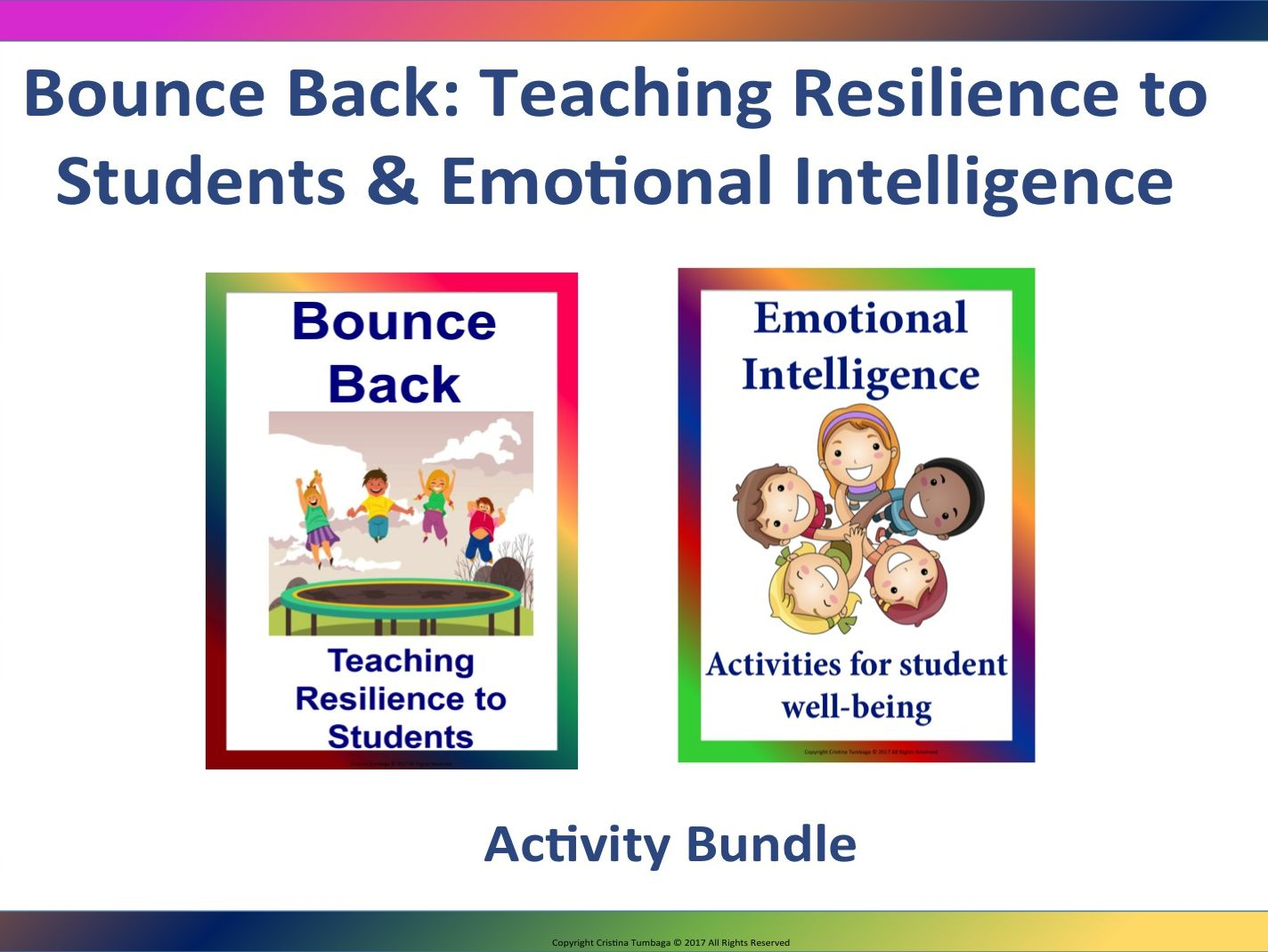 Bounce Back: Teaching Resilience & Emotional Intelligence
