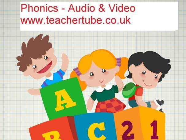 Phonics lesson 2 - digraph ay-oy unique method with video and song