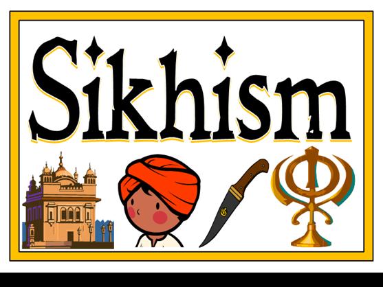 KS3 Sikhism SOW