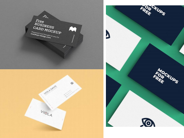 Business Cards & Making a First Impression