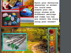 Outdoor/Forest School Activity Ideas
