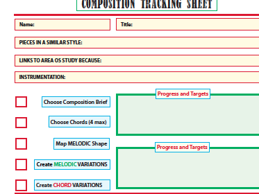 Composition Tracking Sheet