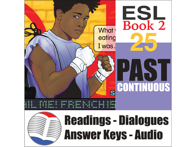 ESL Readings & Exercises Book 2-25