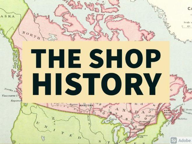 History Quiz - The British Empire