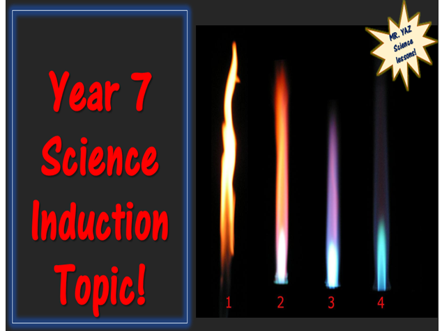 Key Scientific Skills Topic Bundle KS3 Science