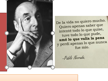 Spanish A level Neruda poetry - full lesson