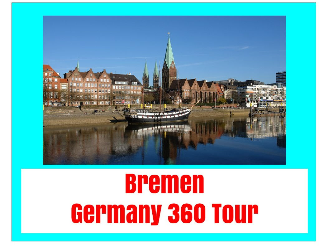 Germany Virtual Tours Bundle #2 of 4