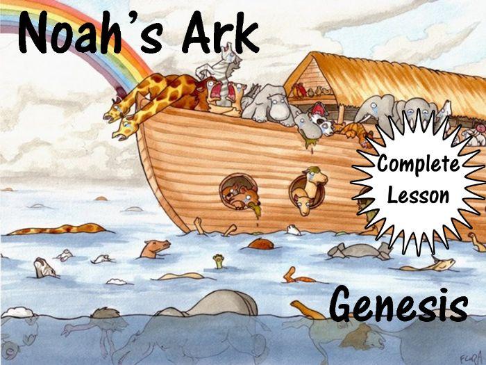Noah's Ark -Genesis