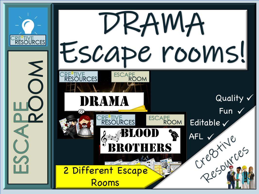 Drama Escape Rooms