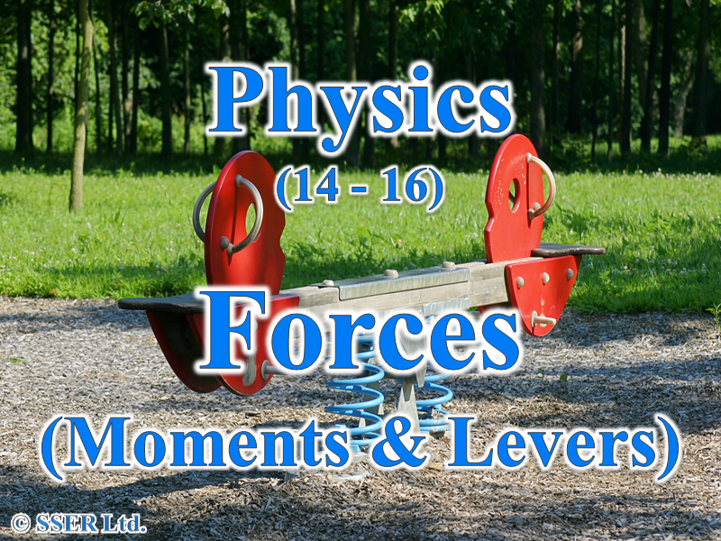 3.2.2 Forces - Moments and Levers
