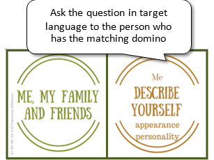 Practice or assess: Asking & answering questions about family