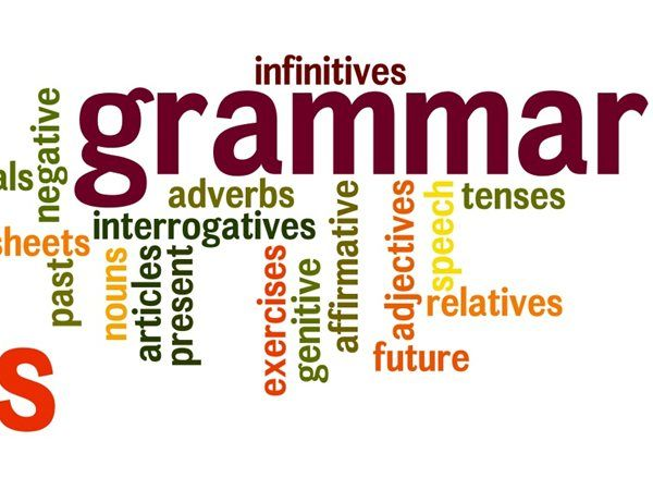 Grammar worksheets and tests
