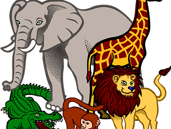 Animales -juegos