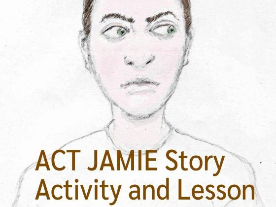 Act Jamie - story activity and lesson (UK)