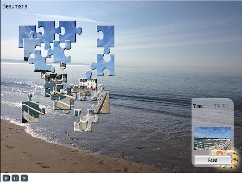 Jigsaw Collection - Beaumaris
