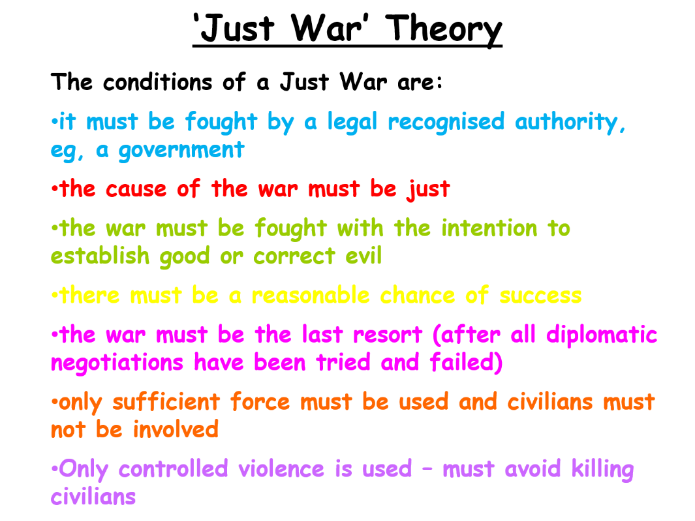 just war theory Year 12 ethics - global issues  what is just war theory what does just war theory mean just war theory meaning & explanation .