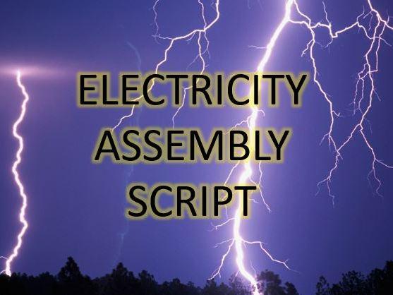Electricity Assemble Script