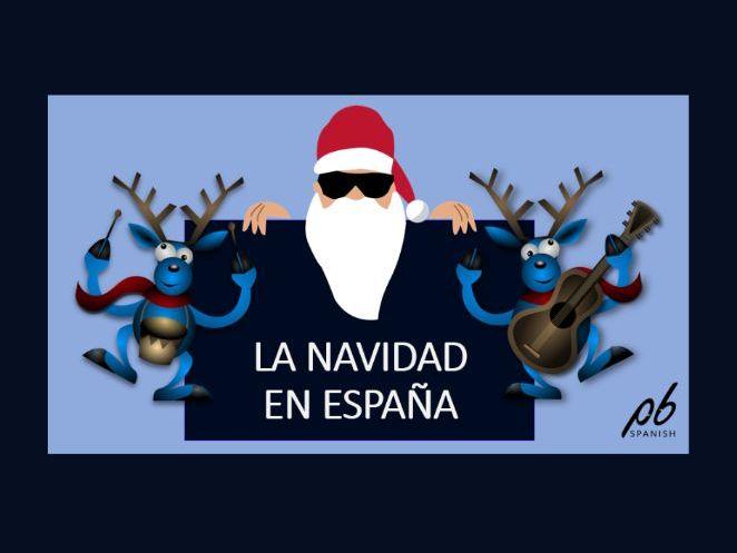 La Navidad en España - Juego interactivo / Christmas in Spain - Interactive game