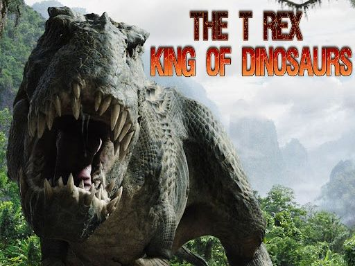 The T-Rex Audiobook & Classroom Activity