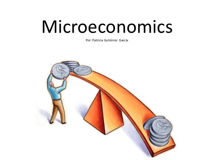 IGCSE Microeconomics (Units 1 - 3)