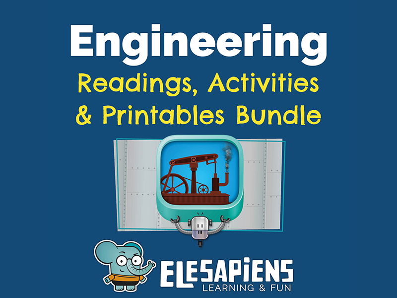Engineering Readings & Printable Game
