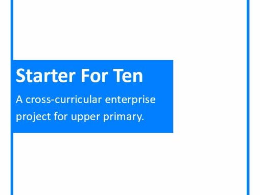Starter For Ten Enterprise Project Overview