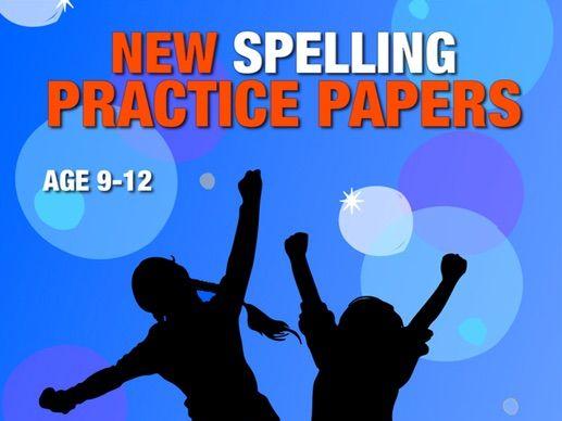 Let's Practice Spelling (Pack 2) (9-12 years)