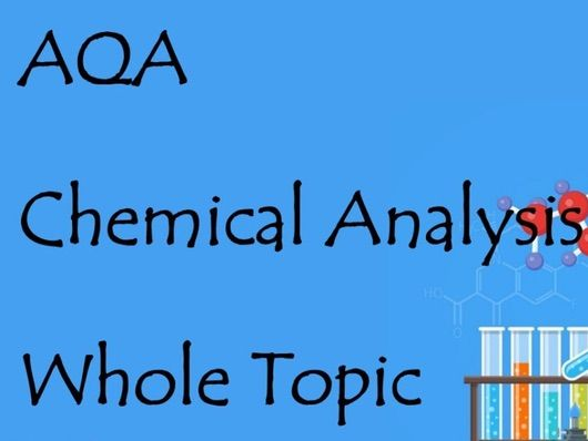 KS4 COMPLETE LESSON Pure and Impure Substances - Chemical Analysis Grade 5-9 Higher