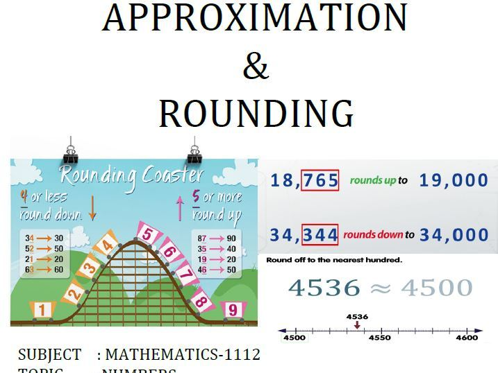 Cambridge Lower Secondary Checkpoint Topical Classified Past Papers-Mathematics-Approx.&Rounding