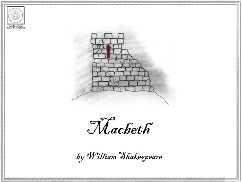 Methinks I'll Read Shakespeare: Macbeth