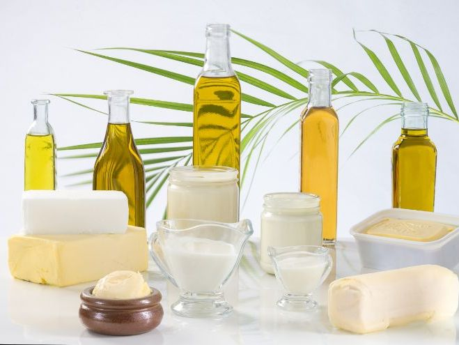 Fats - Working Characteristics, functional and chemical properties of ingredients.