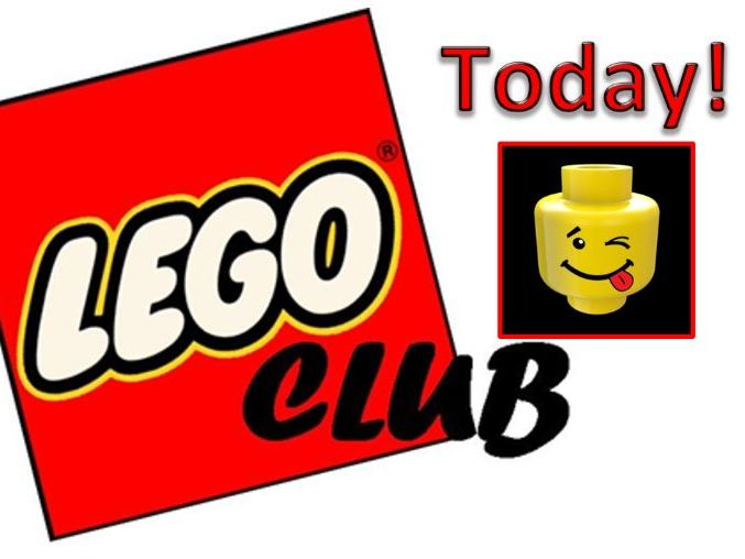 Lego Club - Poster - Example Letter - Lego Club Resources