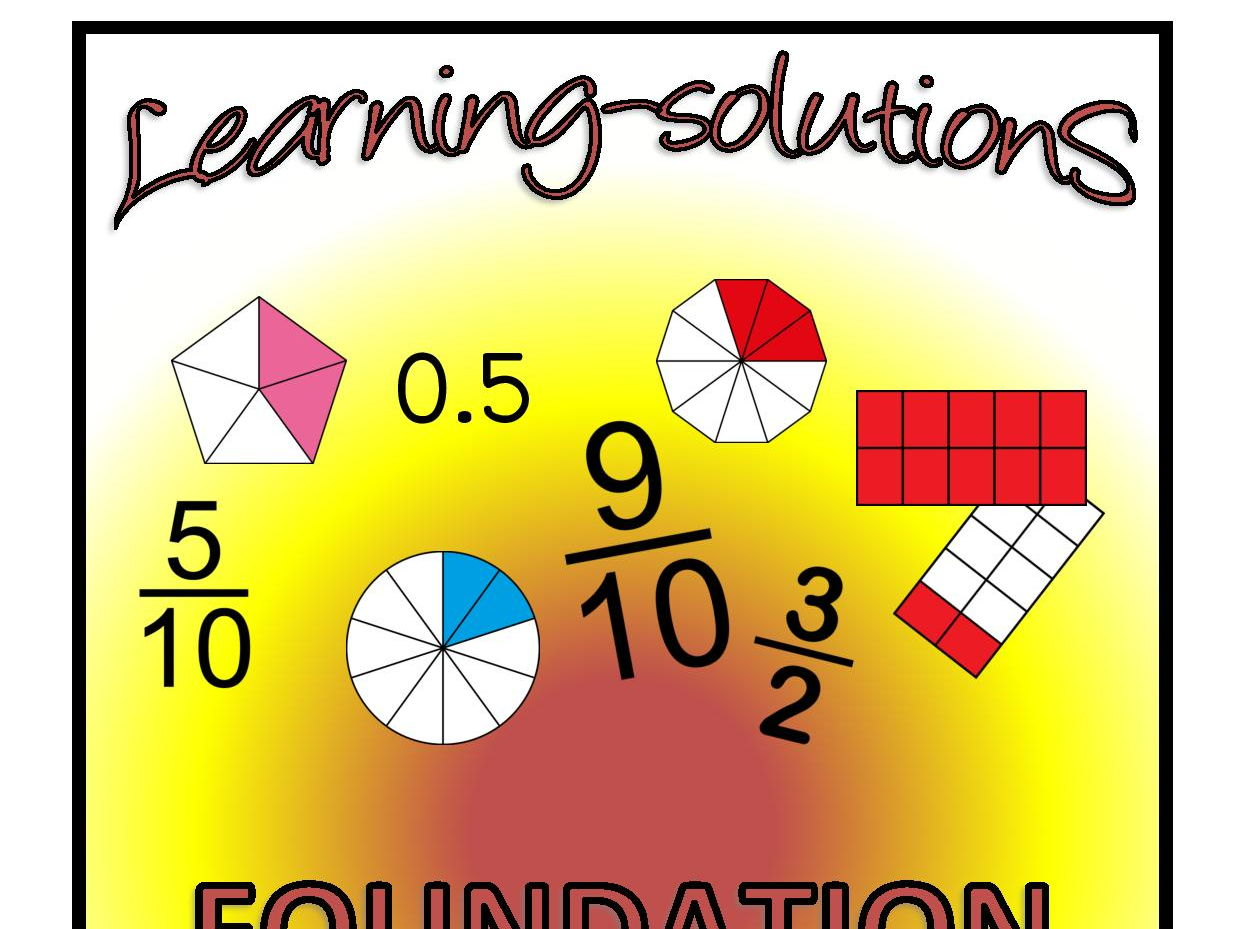 FRACTIONS BUNDLE - 3 Workbooks to Year 4 Level + Games + Answers + Screeners for differentiation