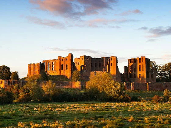 Kenilworth Castle - 2021 Historic Environment: Elizabethan England, c1568–c1603
