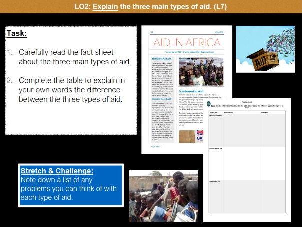 Africa SOW Lesson Ten: Malaria