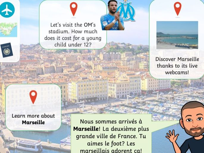 Visite virtuelle - French Riviera