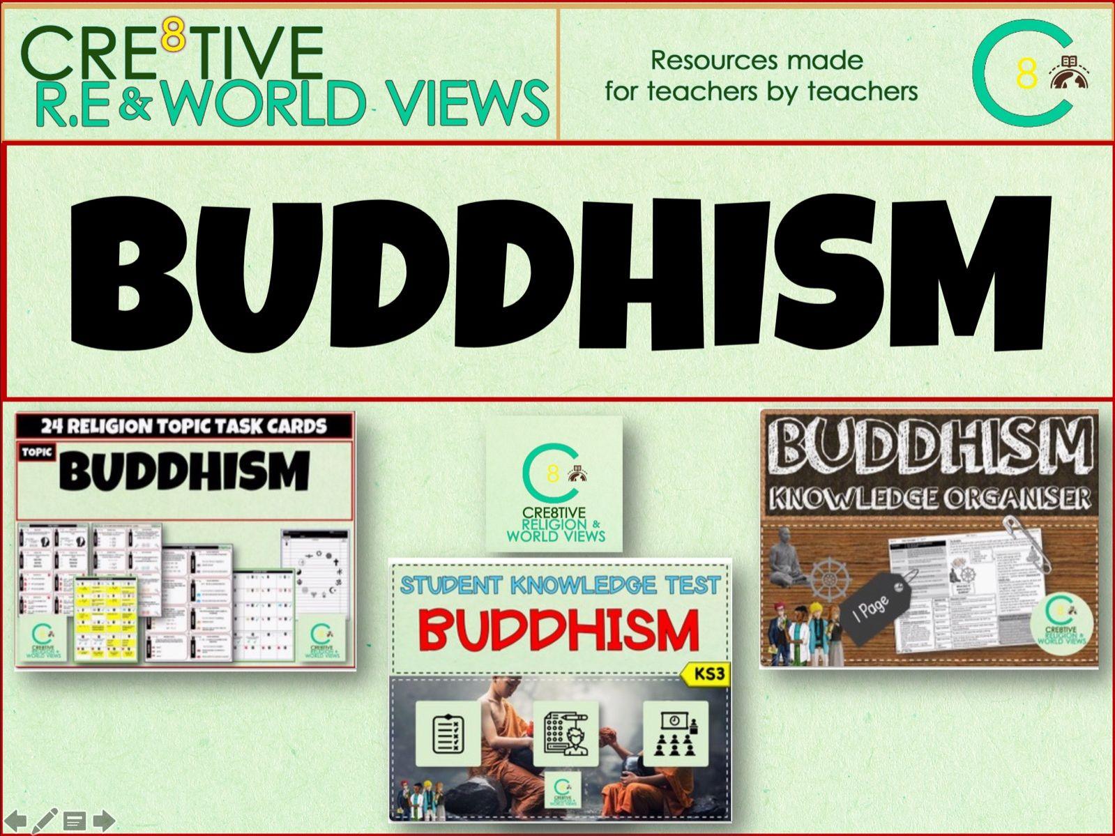 Buddhism Resources