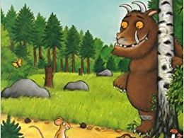 The Gruffalo Julia Donaldson Reading Comprehension Questions for Full Book