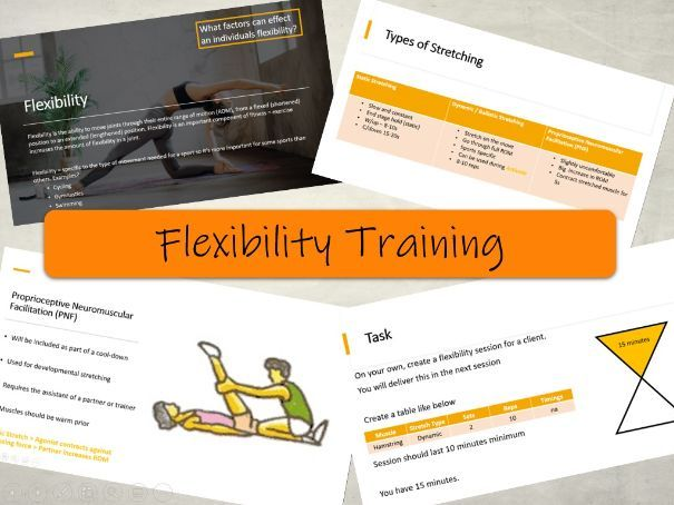 BTEC Sport L3 - Flexibility Training