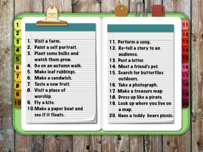 Digital 'My Activity Passport' for Reception Class. Fully interactive! For IPad/Tablets.