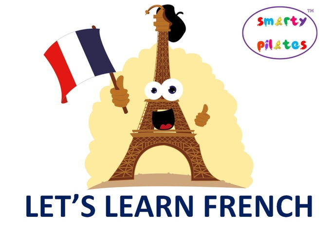 Let's Learn French Active Lesson - My Body