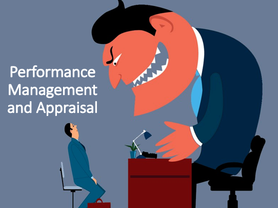 Performance Management and Appraisal (Human Resources)