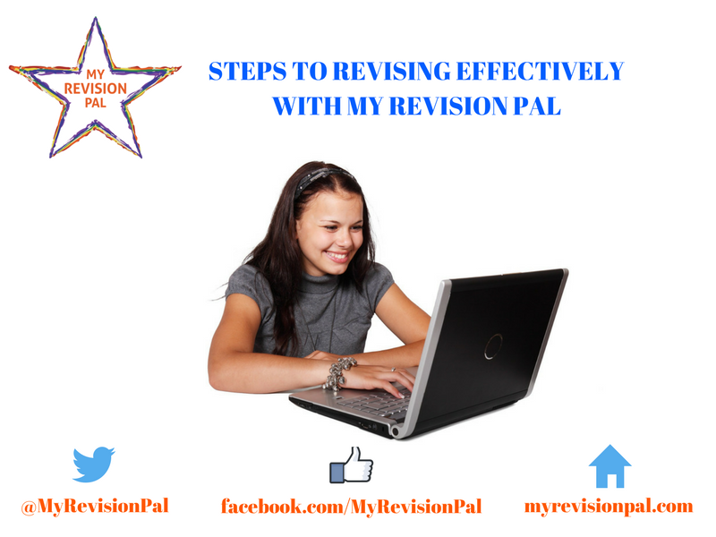 How To Revise Effectively Using My Revision Pal's Online Course