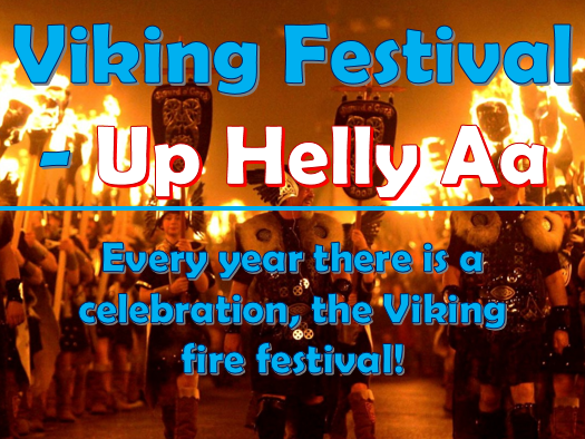 Viking Celebration - Up Helly Aa