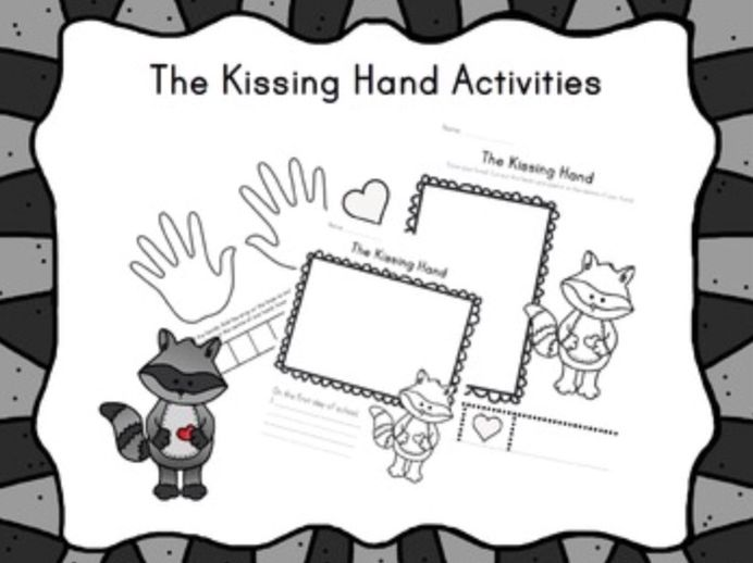 Kissing Hand Unit