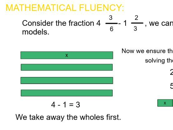 Spring Block: Y5 Block 2 Fractions Smart Notebook and PDF following ORDER of White Rose (Whole Unit)