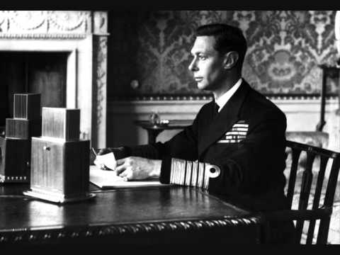 Speeches - George VI 'Radio Broadcast 1939'