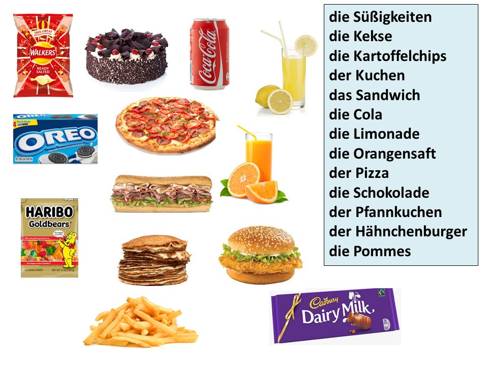 German Snacks